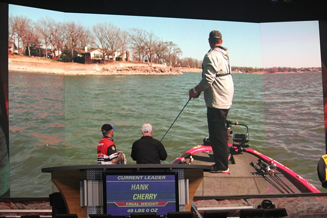 Bassmaster Classic day 3 weigh in