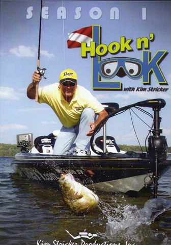 Hook n Look with Kim Stricker Season 1 DVD