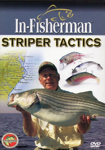 In-Fisherman Striper Tactics DVD Copy