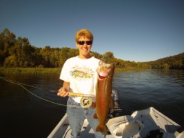 Captain John Sappington Trout Fishing Guide Lake Taneycomo