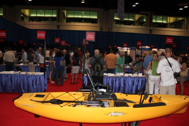 ICAST 2012 New Product Show Case