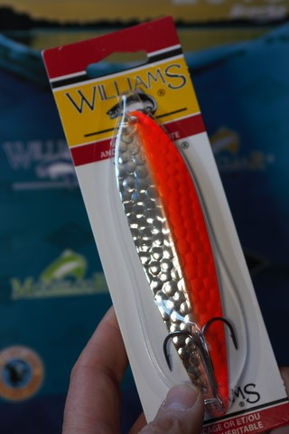 new for williams, mooselook, savant and lake clear lures in 2015, Fishing Bait