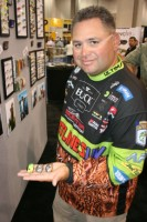 Bassmaster Elite Series Pro Bill Lowen