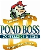 Pond Boss conference and Expo 2011