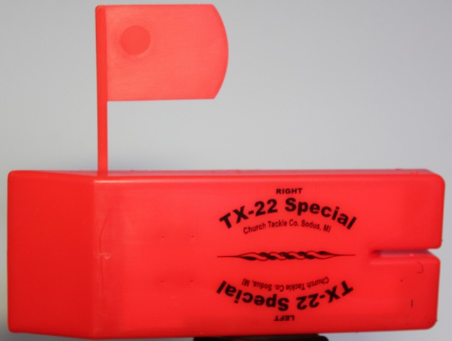 Church Tackle Company TX 22 Flag