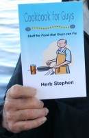 Cookbook for Guys by Herb Stephen