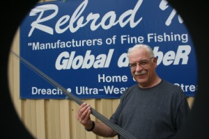 Rebrods Owner Ray Bauer