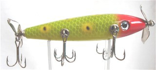 Make Your Own Wooden Top Water Lures By Kermett Adams