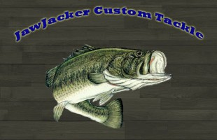 Foil Finished JawJacker Custom Built Balsa Wood Crankbaits