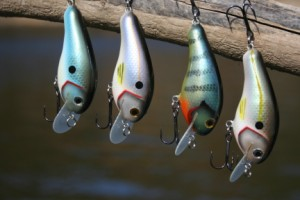 Custom Balsa Wood Crankbaits by On The Line Crankbaits
