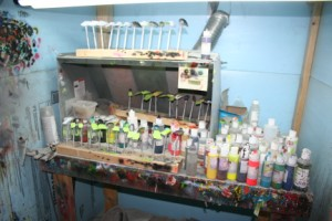 Bait Werks Custom Painted Lures