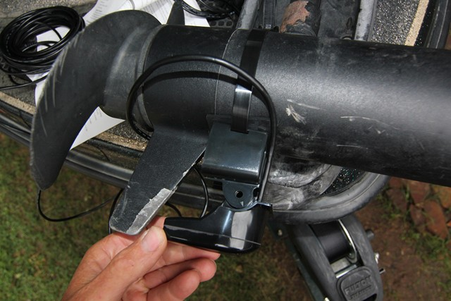 Mounting and Installing a Garmin Transducer on a Transom or