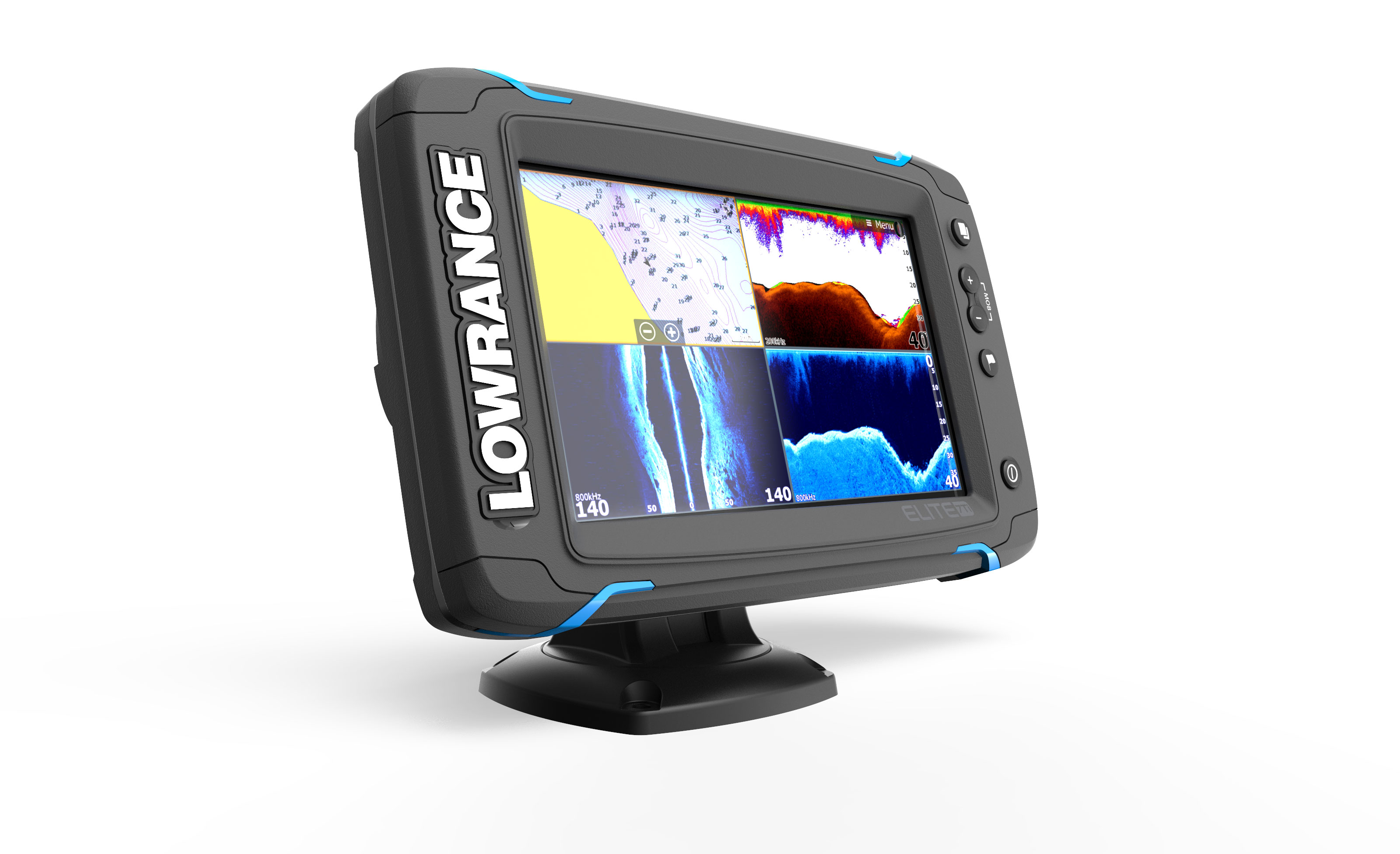 How to install the new Lowrance Elite Ti software update V 3 0