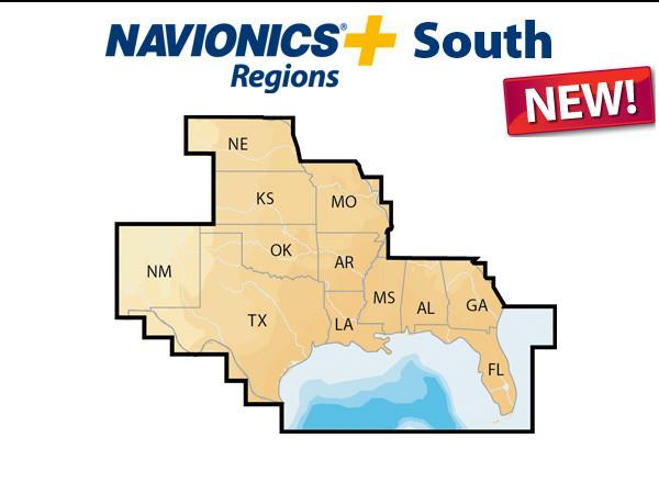 Which Navionics+ Regions Mapping Card Do You Need?