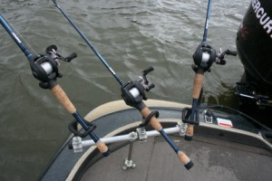 The Multi Purpose Driftmaster Rod Holders and Trolling Systems