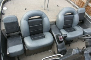 The Final Solution is New Boat Seats with The Boat Seat Store